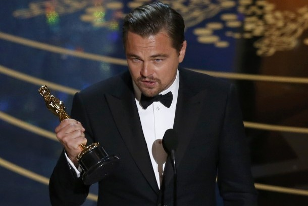 Vernon Seventeen Malu Disebut Mirip Leonardo DiCaprio