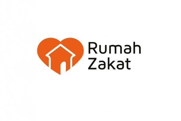 Logo baru Rumah Zakat.