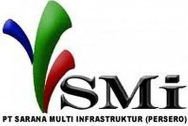 Logo PT Sarana Multi Infrastruktur (Persero)