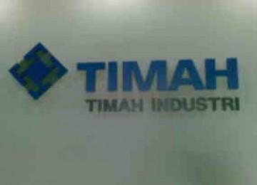 Logo PT Timah