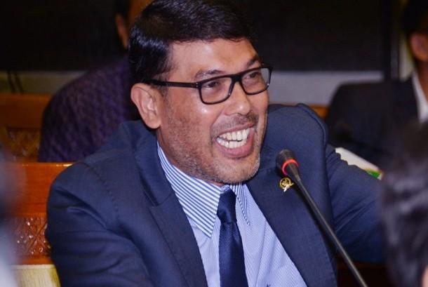 M Nasir Djamil.