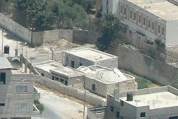 Makam Nabi Yusuf di Nablus