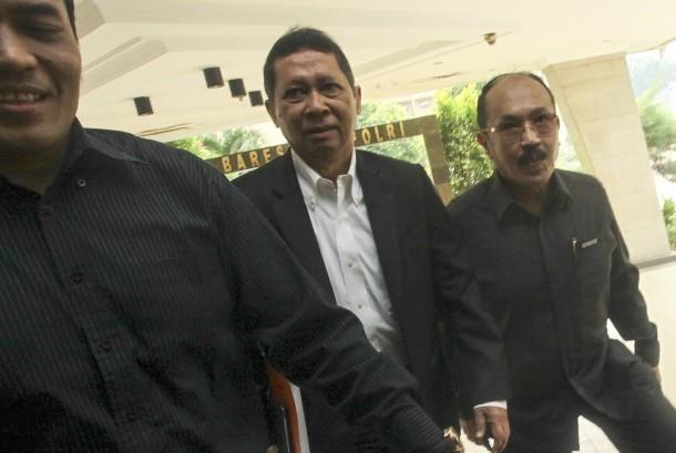 Former President Director of Pelindo II, RJ Lino.