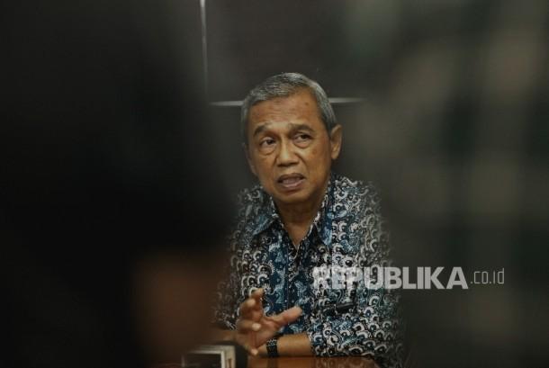 Mantan Ketua Komisi Pemberantasan Korupsi (KPK) Busyro Muqoddas.