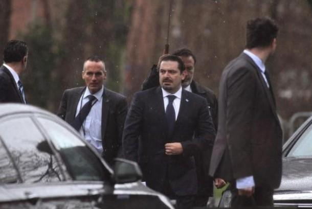 Mantan Perdana Menteri Lebanon, Saad Hariri.