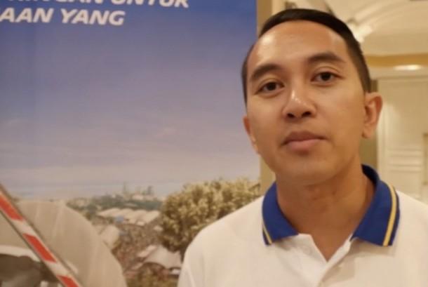 Marketing Director PT Michelin Indonesia, Putu Yudha