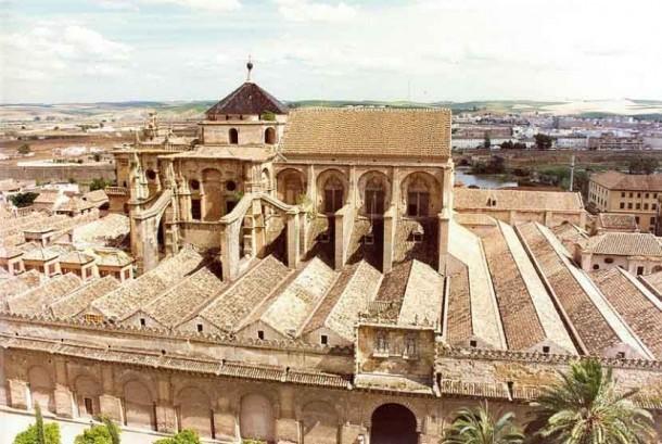Masjid Agung Cordoba, Spanyol.
