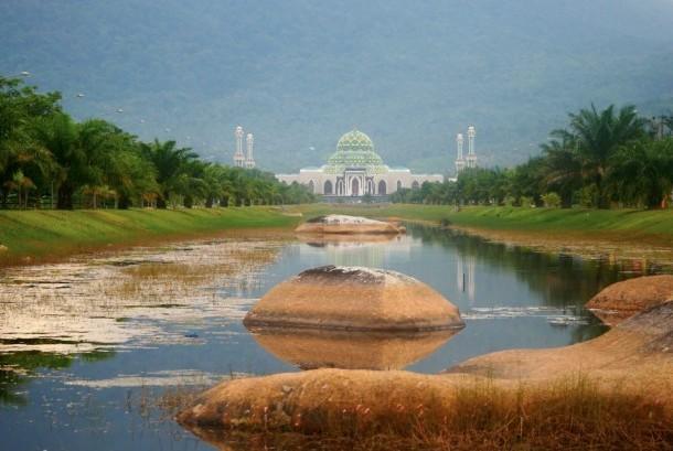 Masjid Agung Natuna, Kepulauan Riau