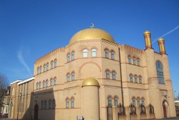 Masjid Al-Rahma, Liverpool, Inggris