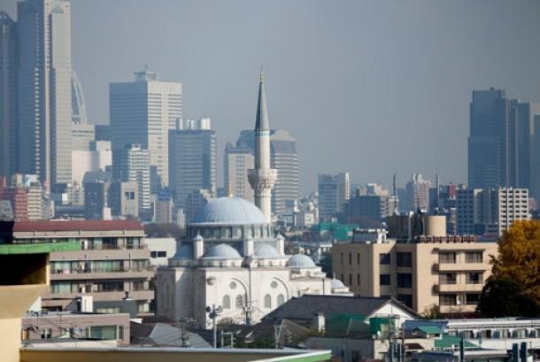Masjid Camii Tokyo, Jepang