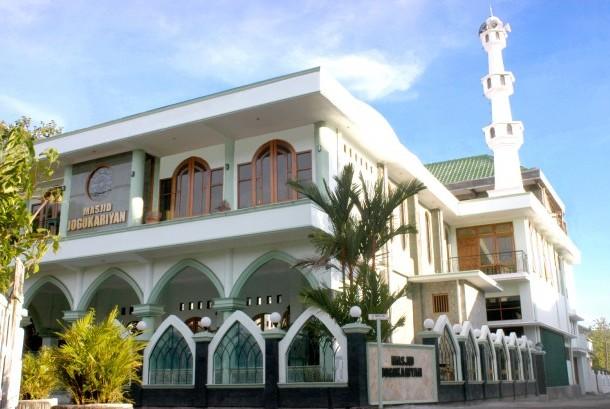 Masjid Jogokaryan Yogya