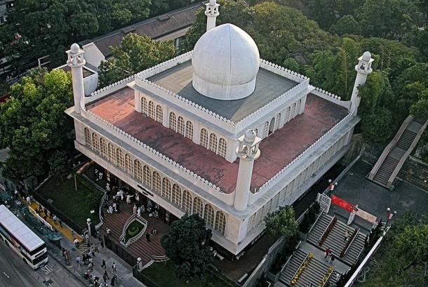 Masjid Kowloon Hong Kong