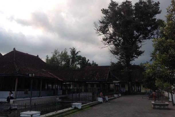Masjid Pathok Nagari Ploso Kuning, Yogyakarta.