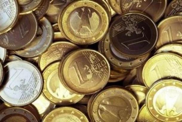 Mata uang Euro (Ilustrasi)