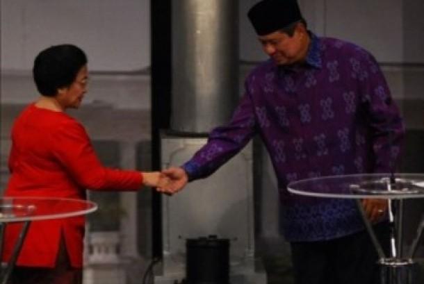 Megawati-SBY