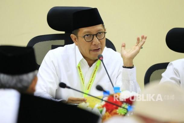 Menag Lukman Hakim Saefuddin