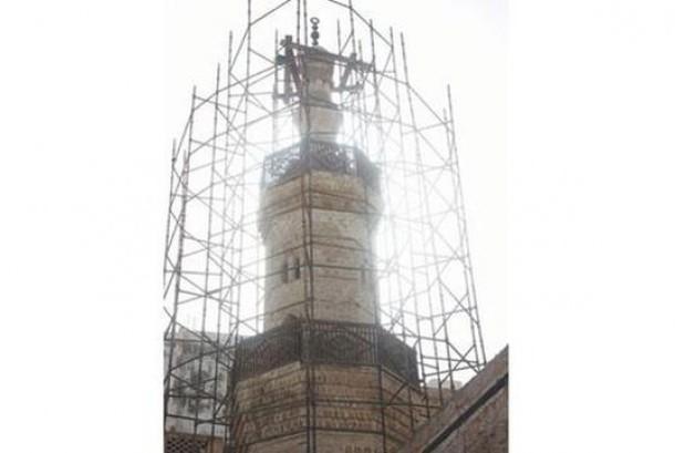 Menara Masjid Al-Syafii, Jeddah.