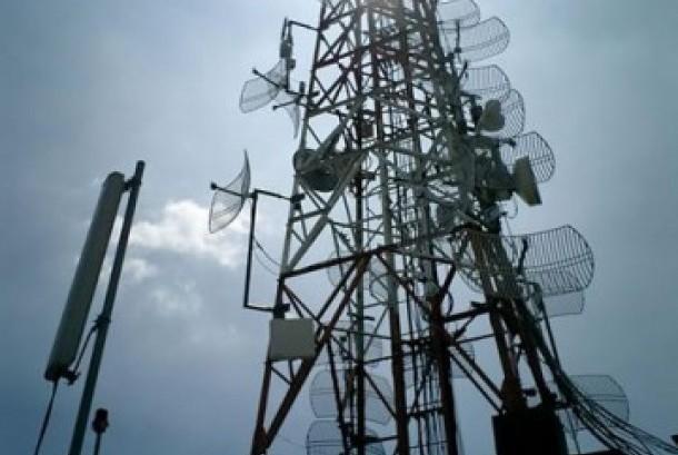 Menara telepon seluler