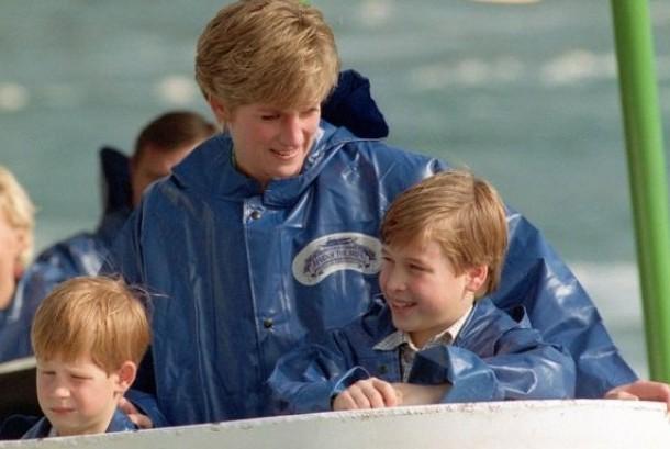 Saat Pangeran Charles dan Lady Diana Bercerai