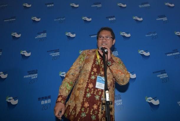 Minister of Communications and Informatics, Rudiantara