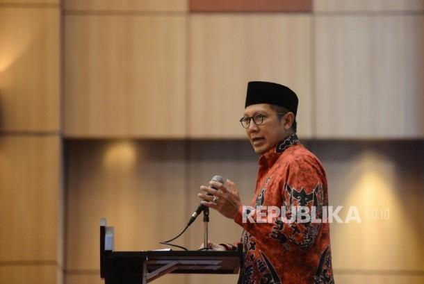 Menteri Agama Lukman Hakim Syaifuddin.