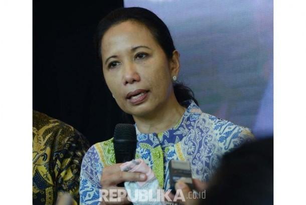 Menteri BUMN Rini Soemarno