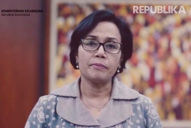 Menteri Keuangan RI, Sri Mulyani