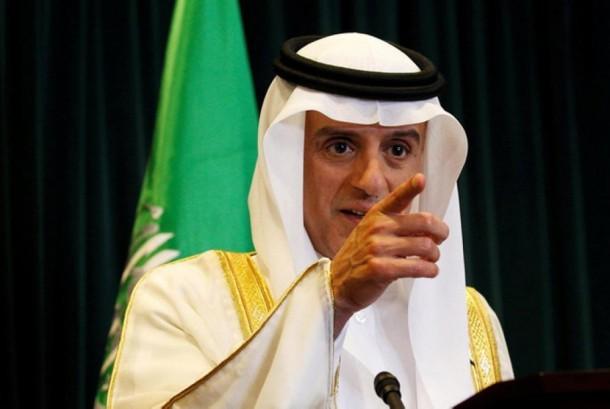 Menteri Luar Negeri Arab Saudi Adel Al Jubeir