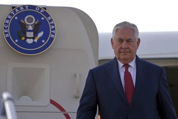 Menteri Luar Negeri AS Rex Tillerson