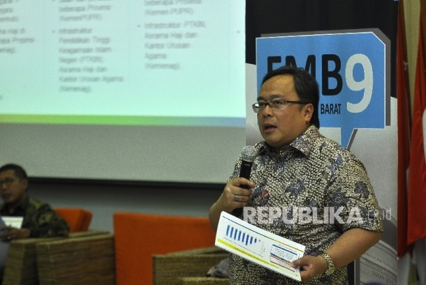 National Development Planning Minister Bambang Brodjonegoro