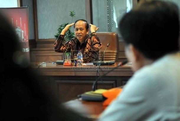 Menteri Riset, Teknologi, dan Pendidikan Tinggi (Menristek Dikti) Mohamad Nasir.