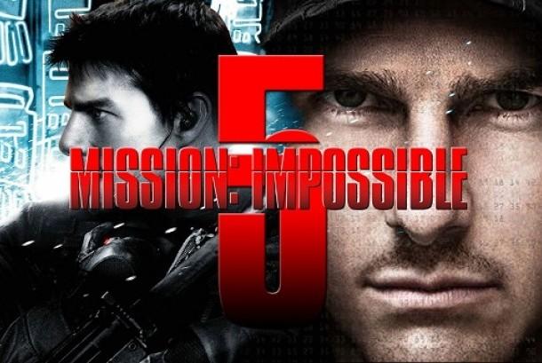 Enam Adegan Paling Ikonik Tom Cruise di Mission: Impossible