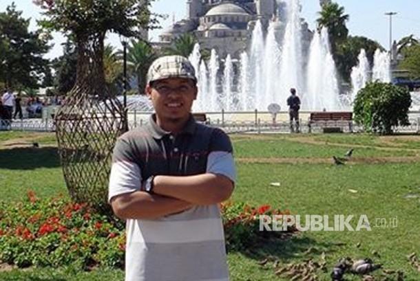 Muhammad Syarief, Ketua Kajian Asia Pacific Community for Palestine