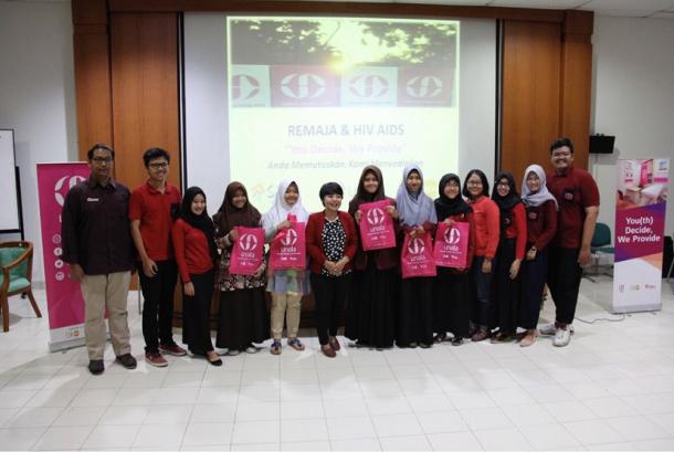 Muhammadiyah Medical Students Activities (MMSA) Fakultas Kedokteran dan Ilmu Kesehatan Universitas Muhammadiyah Yogyakarta (FKIK UMY) menyelenggarakan penyuluhan Awareness Day of HIV/AIDS.