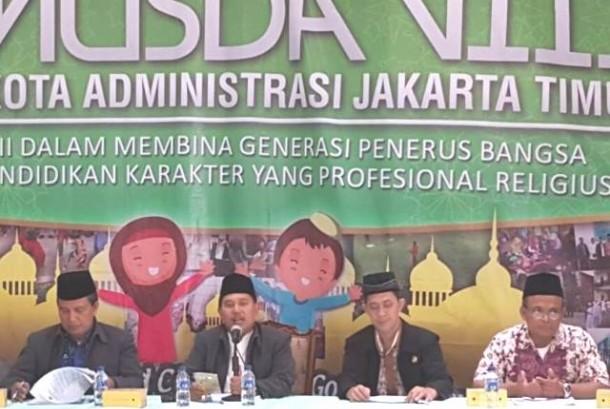 Musda Lembaga Dakwah Islamiyah Indonesia DPD Jaktim