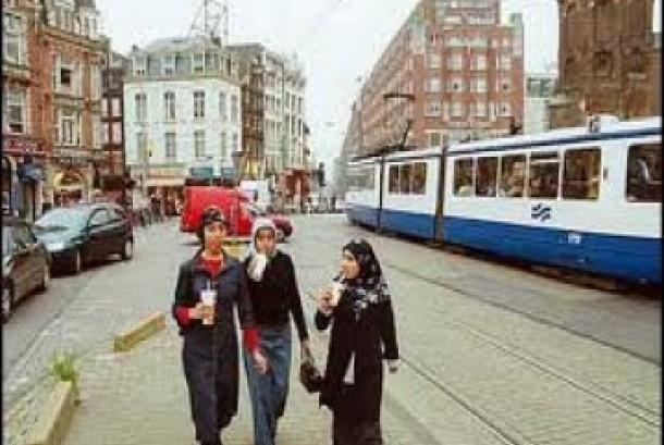 Muslim di Belanda