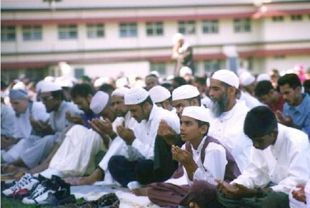 Muslim di Grenada/Ilustrasi
