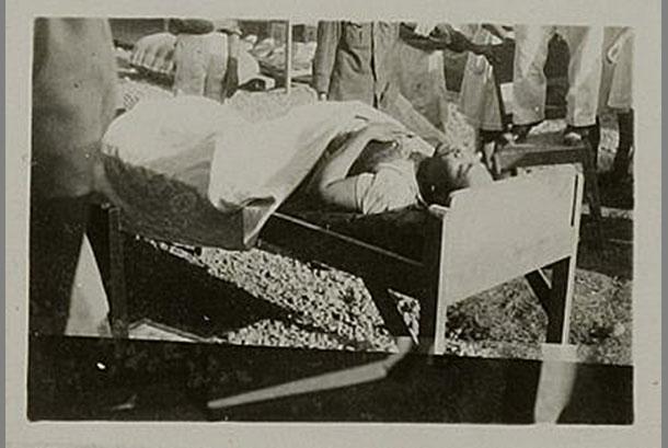 Pemberontakan PKI di Madiun tahun 1948.