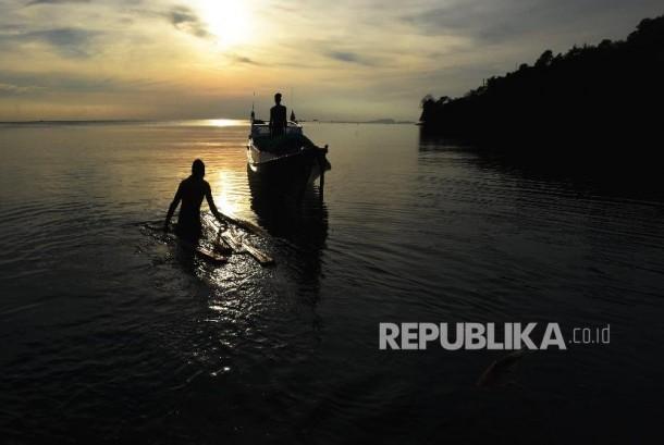 Nelayan (ilustrasi)