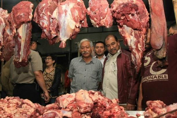 Nono Sampono berharap masyarakat Indonesia tak bergantung pada impor daging untuk mewujudkan ketahanan pangan