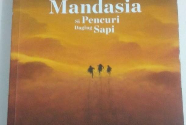 Novel Raden Mandasia Si Pencuri Daging Sapi karya Yusi Avianto Pareanom
