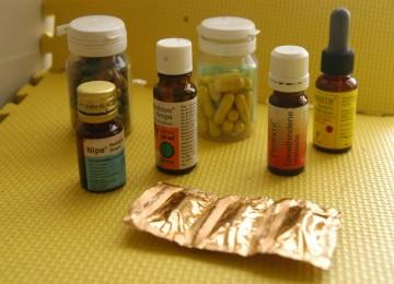 Obat-obatan, ilustrasi