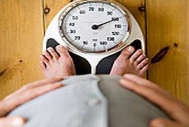 Obesitas/ilustrasi