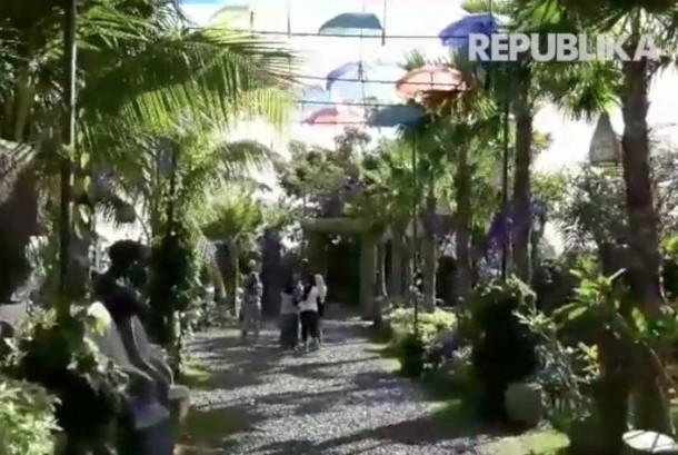 Obyek wisata Big Garden Corner, Padang Galak, Sanur, Bali