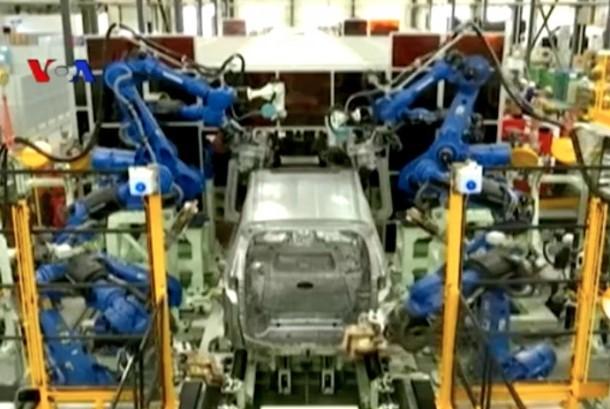 Pabrik otomotif di AS