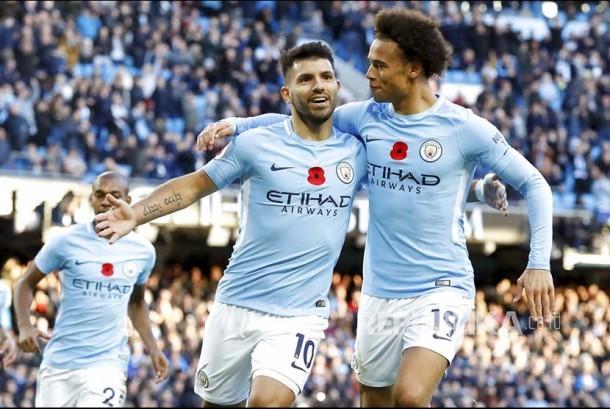 Tolong, Siapa Bisa Hentikan Manchester City?