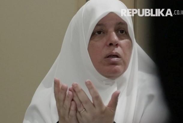 Pakar Alquds Palestina Amal Khalifa