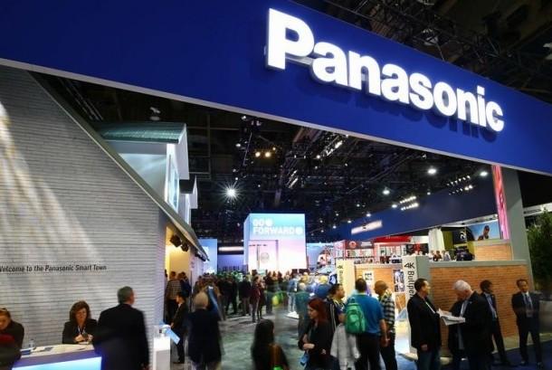 Panasonic. Ilustrasi