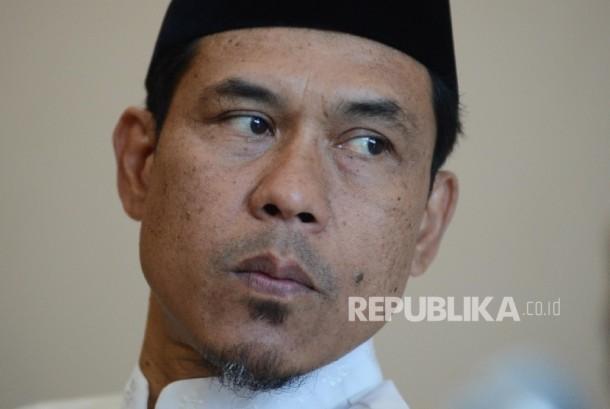 Panglima FPI Munarman.