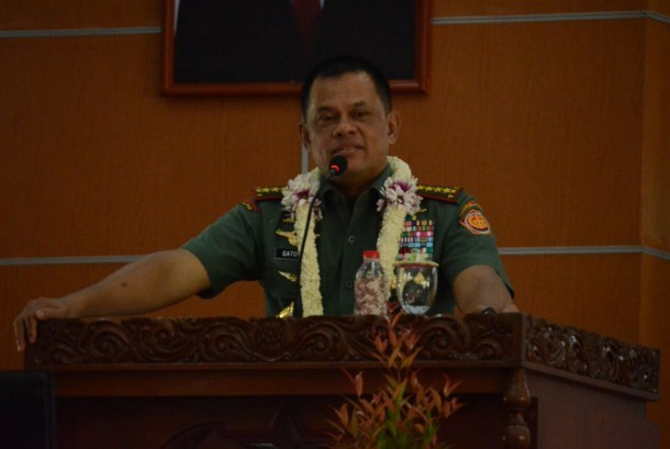Panglima Perintahkan Prajurit TNI Tidur di Rumah Warga, Kenapa?